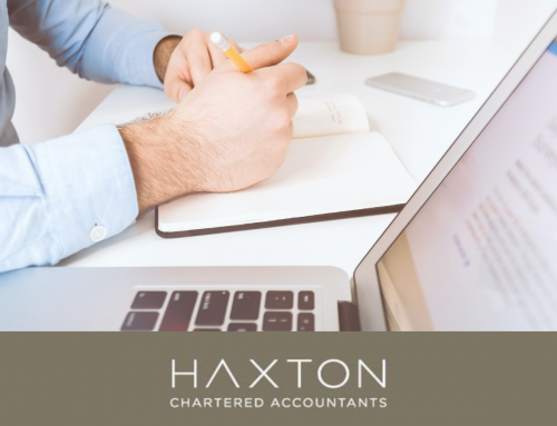 Q&A with Gordon Haxton of Haxton Chartered Accountants