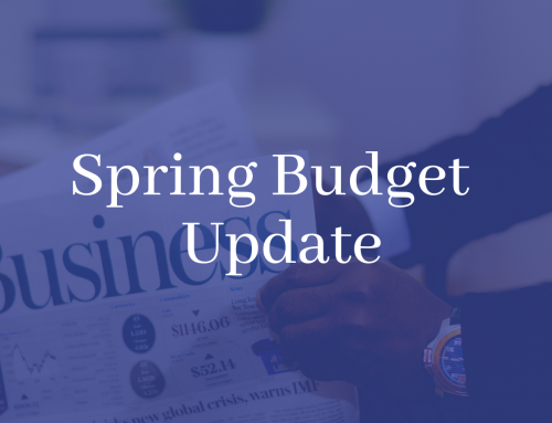 Our take on the Spring Budget 2021