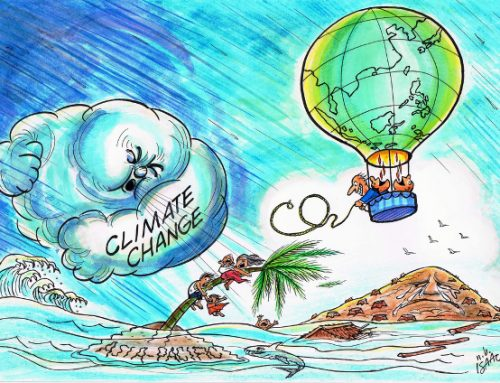 Are Innovation and Incentivisation the Answer to Climate Change?