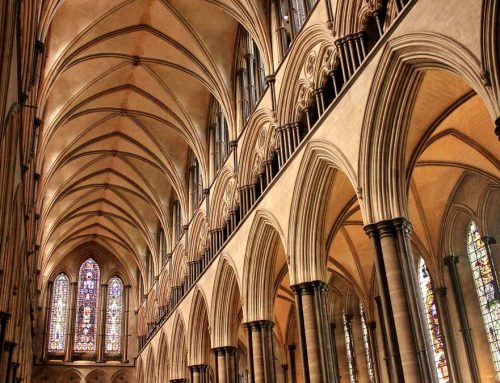 Church Renovations To Reduce Energy Consumption